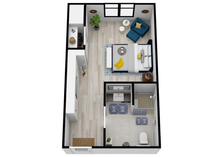 SoCo Village | Private Suite