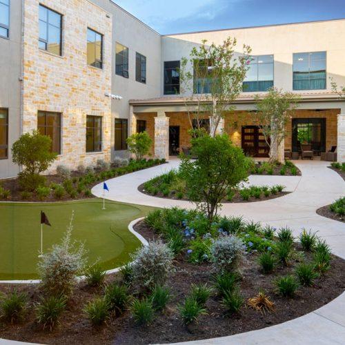 SoCo Village | Courtyard