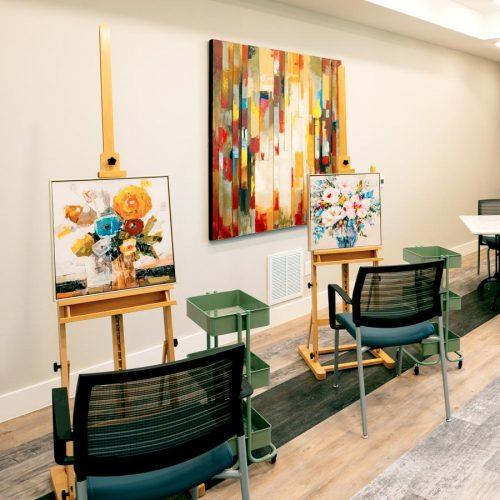 SoCo Village | Art room