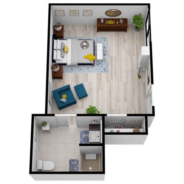 SoCo Village | Private Suite XL