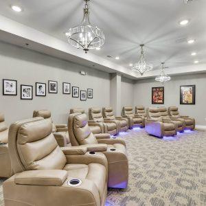 SoCo Village | Theater Room